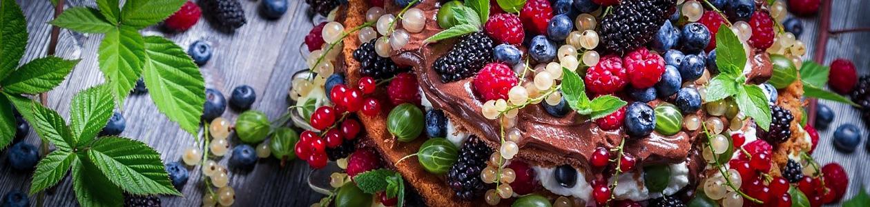 Щедрый ягодный урожай