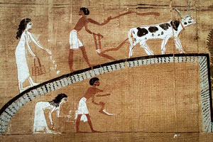Земледелие в древности