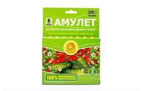 Амулет - стимулятор корнеобразования и роста растений, 2 таблетки